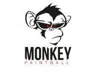 Monkey Paintball Team Building