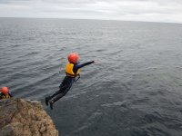 Coasteering from 8 years and up!
