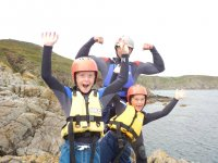 The best Coasteering experience with Lizard Adventure Ltd
