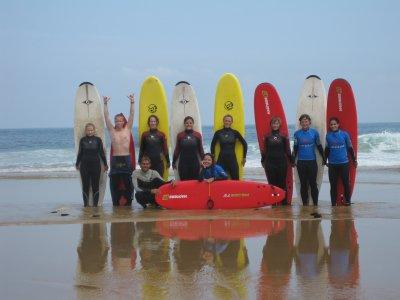 Atlantik Surf Cantabria Campamentos de Surf