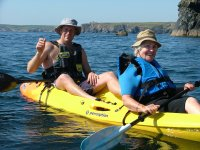Kayaking for all ages and abilities!