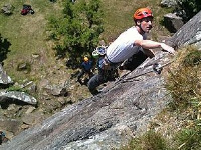 Phill George Mountaineering Climbing
