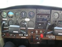 Learn to control this at Wolverhampton Flight Training