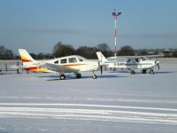 at Wolverhampton Flight Training we are open all year round!