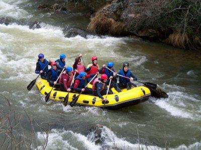 Tesón Servicios Deportivos Rafting