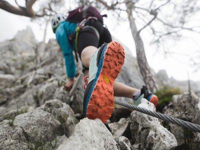 Furco ravine and Sorrosal Broto via ferrata