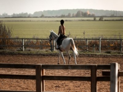 Voucher of 5 riding lessons in Chiclana