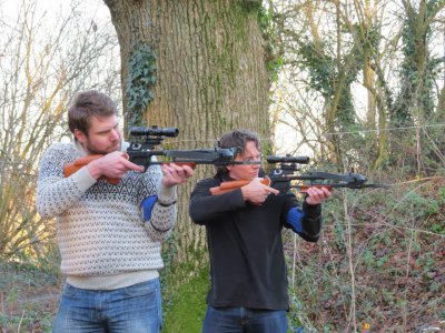 Stag and Hen activities (New Forest and Dorset) Archery