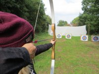 Archery at tag and Hen activities (New Forest and Dorset)