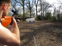 Crossbow in tag and Hen activities (New Forest and Dorset)