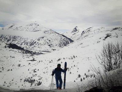Improvement ski classes in Astún 3h