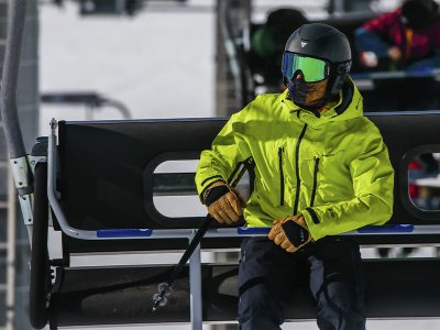 Initiation ski classes in Candanchú 3 hours