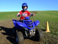 Kid´s quad biking parties