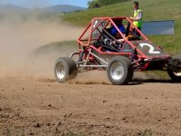Our buggies in action