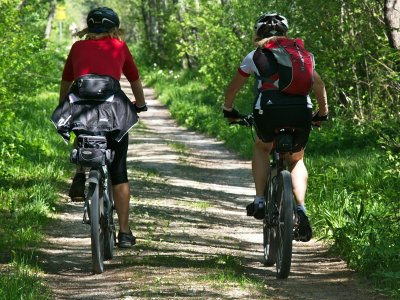 Bike rental for children in Canfranc 4 hours