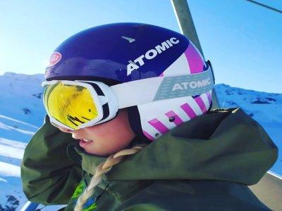 Private ski class in Astún in Jaca 1 hour