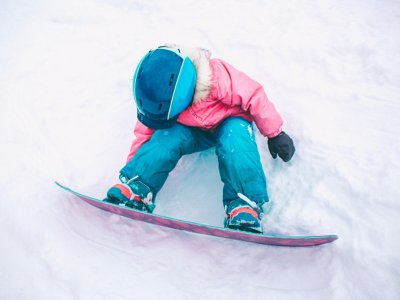 Children's snowboard school in Astún in Jaca 5h