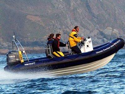 Salcombe Powerboat School