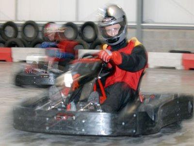 Redline Indoor Karting