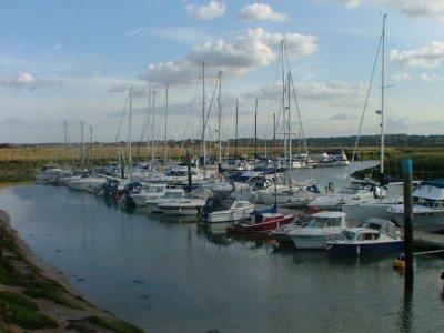 Estuary Sailing