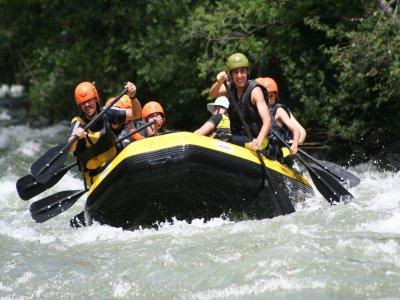 Altamira Paintball Rafting