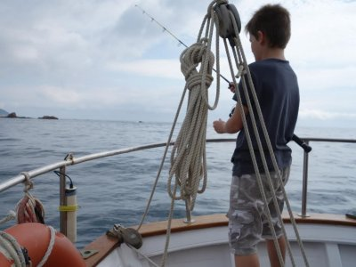 Day of fishing (Children up to 10 years old)