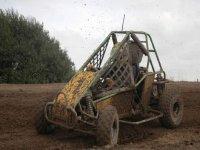 Be prepared to get very muddy!