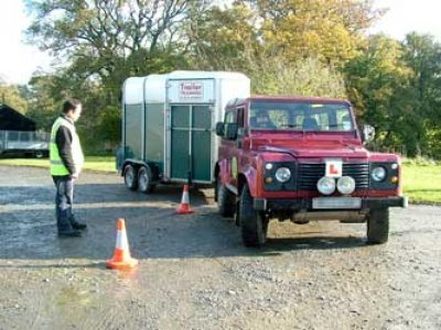 Deepdale Off Road Advanced Driving Courses