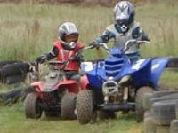 We provide protective gear such as crash helmets