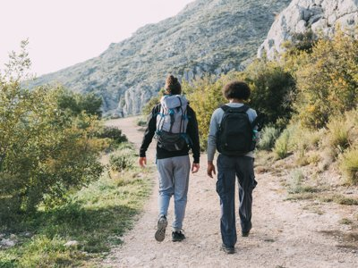 Hiking to the Valley of the Barranca Navacerrada 3h