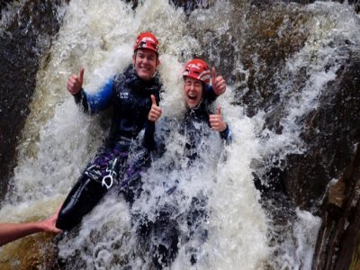 Canyoning in Bruar 3 hours
