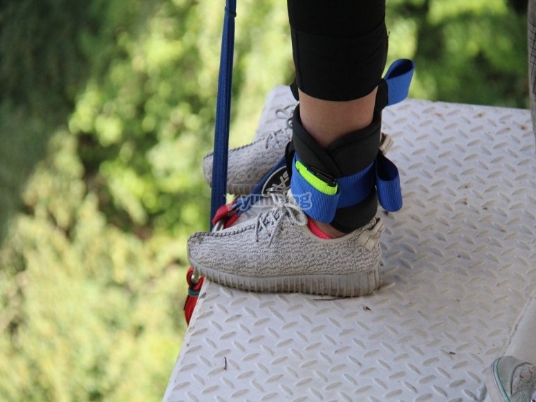 Pre-jump