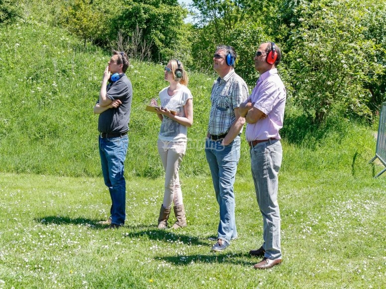 Group shooting experience