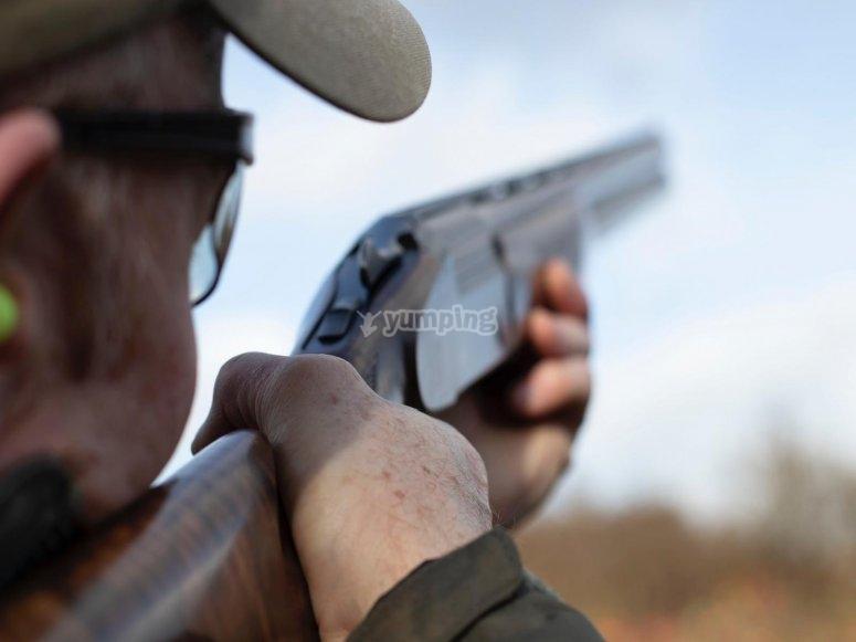 Point, aim, shoot