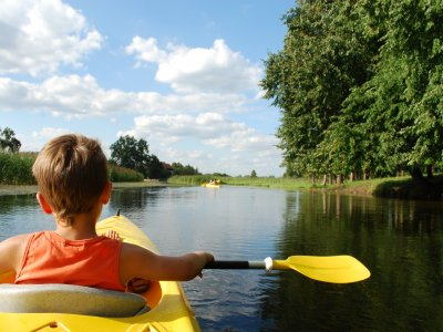 Full Day Kayak Hire Chester