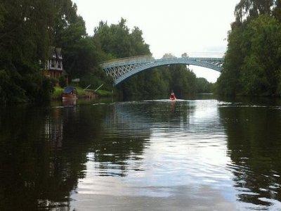 Full Day Canoe Hire Chester