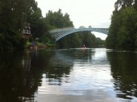 Full Day Canoe Hire Chester