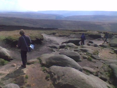 Full Day of Guided Walking the Peak District