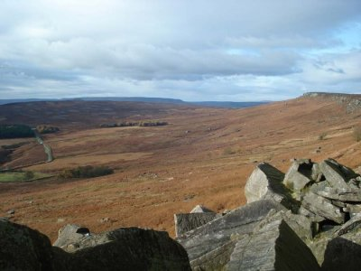 Half Day of Guided Walking the Peak District