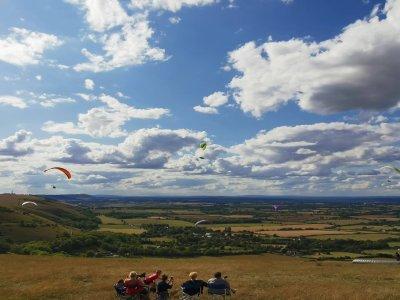 Tandem paragliding Brighton 40 minute