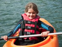 Junior kayaking for ages 8-13