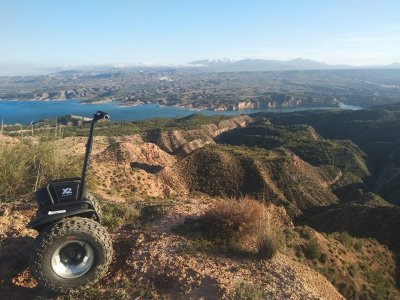 Segway route to Cazorla Natural Park 6 hours