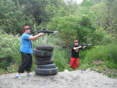 Altamira Paintball Laser Tag