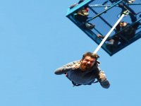 Bungee jump over River Tame for 30 minutes