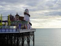 Bungee jump in Brighton Beach 30 minutes