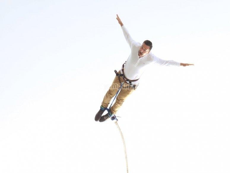 106 ft jump
