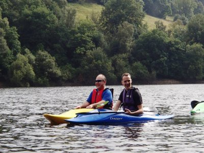 Half Day Kayaking Taster Session in Whaley Bridge