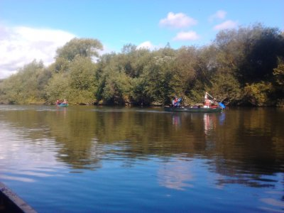Full Day Canoeing Expedition Peak Forest Canal