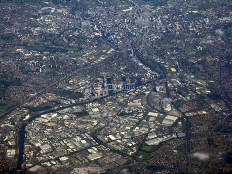 Great Manchester Airview