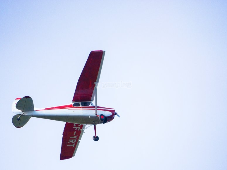 One of our aircrafts